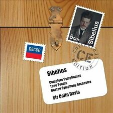 Sibelius: Complete Symphonies, Tone Poems, New Music