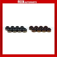 For Subaru Saab 16V Engine VITON Valve Stem Seal Set EJ18E EJ205 EJ20 EJ22 EJ25