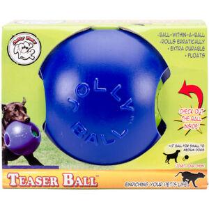 """Teaser Ball 4.5""""-Blue, TB45-BLUE"""