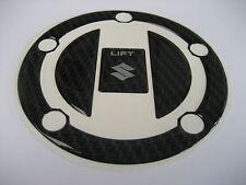 Carbon tanque cover protección pad gsxr600 750 1000 GSF Bandit diverse nuevo & OVP