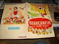 Album Vide Blanche-Neige et les Sept Nani - Ed. Lampo 1951 Bon État - Rrrr