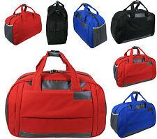Handgepäck, Reisetasche, Sporttasche, Trainingstasche, Fittnestasche, Neu A929#