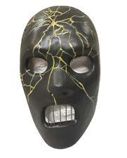 Paul Gris Blanco de Banda Slipknot Disfraz Máscara Lucha Adulto Infantil Cosplay