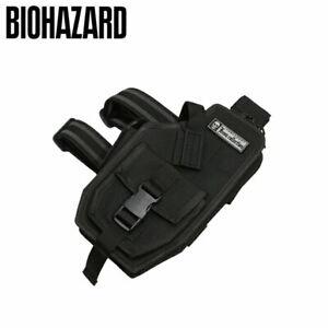 BIOHAZARD Leon Asaru Leg Bag Name Patch [Resident Evil Leon assault leg bag] Gam
