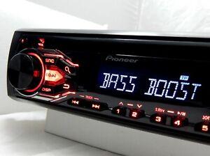 PIONEER DEH-1800UB ⭐⭐⭐⭐⭐ Android Media Compatible / FLAC /// (No:1920216)