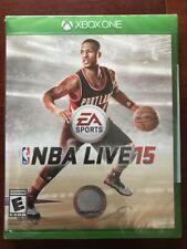 NBA Live 15 (Microsoft Xbox One, 2014)