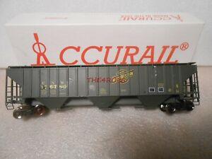 Accurail Chicago & North Western PS 4750 Grain Hopper Car in Box HO #120