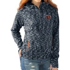Chicago Bears Womens Break Trail Full Zip Up Jacket Hoody by G-III