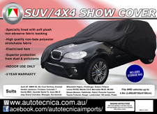 Autotecnica Show Car Cover SUV 4x4 Indoor Use upto 4.9m Polyester fabric backing