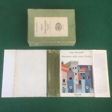 SALVATORELLI - SOMMARIO DELLA STORIA D'ITALIA Einaudi Biblioteca/6 (1939) Libro