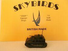 Skybirds Models Vickers Medium Tank.