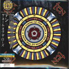 TEN-THE NAME OF THE ROSE-JAPAN MINI LP CD BONUS TRACK F83