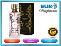 Perfume with PHEROMONES for WOMEN ATTRACT HANDSOME MEN PheroStrong 50ml