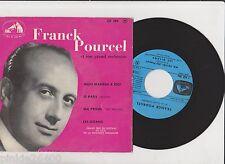 ♫ Franck Pourcel  ♫ mon manège à moi ♫ EP  7'' 4 titres PM EGF 384