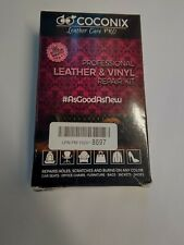 Coconix Vinyl and Leather Repair Kit - Restorer of Your Furniture, Jacket, Sofa,