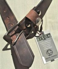 """OVER UNDER Bison Belt.  Size 44"""" (NEW WITH TAGS)"""
