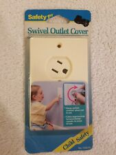 1 Safety 1st Swivel Outlet Cover Infant Baby Child Protection Device New