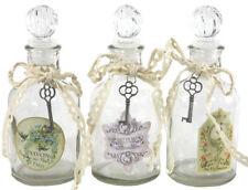 Miniature Decorative Bottles with Lid