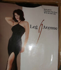 Leg Avenue nero sexy Slinky Bare Back CANOTTA DRESS