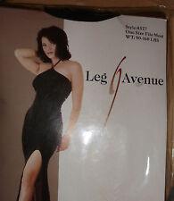 Leg Avenue Black Sexy Slinky Bare Back Halter Dress
