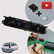 Kit de réparation compteur Scenic 2 + vidéo de montage + documentation - KIT01