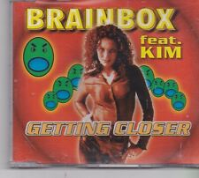 Brainbox feat KIM-Getting Closer cd maxi single