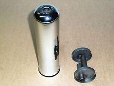 Auspuff Endstück für Simson S50 S51 Schwalbe KR51, mit Schalldämpfer