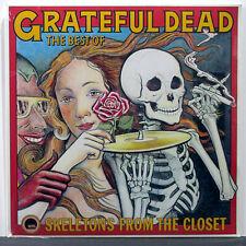 GRATEFUL DEAD 'Best Of: Skeletons From The Closet' Vinyl LP NEW/SEALED