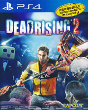 Dead Rising 2 HD Remastered (w/ all costume DLC) PS4 Game Brand New & Sealed