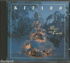KITARO - Peace on earth - CD 1996 MINT CONDITION