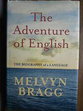 THE ADVENTURE OF ENGLISH. 2003 Hardback.