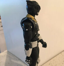 Power Rangers Psycho Black Figure - Legacy Collection - In Space - Lost Galaxy
