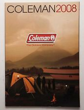 Coleman Outdoor Products 2008 Japanese Catalog Lantern