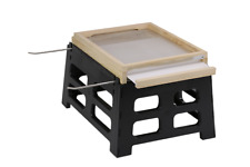 Combo of Beehive Stand & Bee Hive Mesh Base with Draw for 10 Frame Beehive