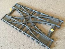 LEGO 7996 Double Crossover Train Track Switch set excellent condition lego train