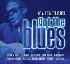 VARIOUS ARTISTS - GOT THE BLUES NEW CD