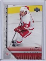 BRETT LEBDA Young Guns Rookie Card Upper Deck UD #237 NHL FREE S&H!!!!