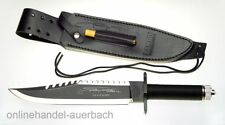 RAMBO First Blood Part II Sylvester Stallone Signature Edition  Messer Survival
