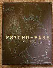 Psycho-Pass Season 1 Limited Edition (read description)