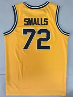 Notorious B.I.G. Biggie Smalls 72 Bad Boy Basketball Jersey Doule Stitched Sewn