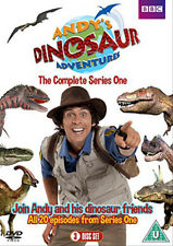 Andys Dinosaur Adventures - The Complete Series 3 DVD Set All 20 Episodes DV