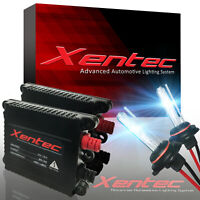 XENTEC 35w Slim HID Kit 9005 9006 H1 H3 H4 H7 H10 H11 H13 H16 6000K 5000K Xenon