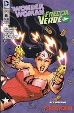 WONDER WOMAN FRECCIA VERDE VOLUME 8 EDIZIONE LION