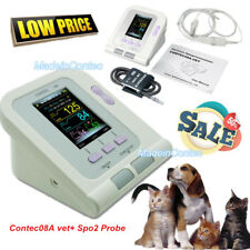 Vet Veterinary Digital Blood Pressure Monitor Dog/Cat/Pets+Vet Cuf+Vet Probe,PC
