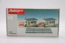 Auhagen H0 12339 Bungalows 2 Stück Bausatz unbenutzt in OVP (#FP026)