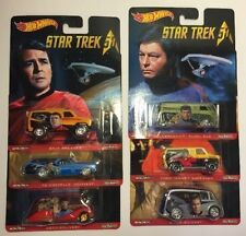 Hot Wheels Star Trek Diecast Vehicles