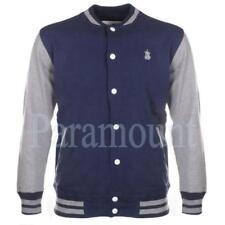 Soul Star Popper Collared Coats & Jackets for Men