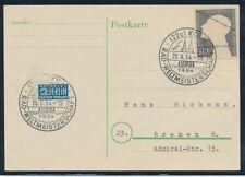 Briefmarken aus der BRD (ab 1948) mit Einzelfrankatur als Einzelmarke