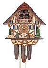 HerrZeit by Adolf Herr Cuckoo Clock  - The Jolly Beer Drink.. AH 533/11 8TMT NEW