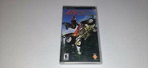 ATV Offroad Fury Blazin' Trails (Sony PSP, 2006) Black Label Video Game CIB
